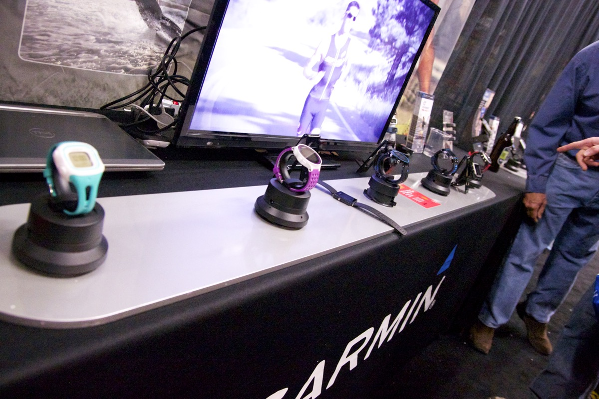 Frostbike Roundup: Garmin Watch w/ Color Screen, WTB High ...