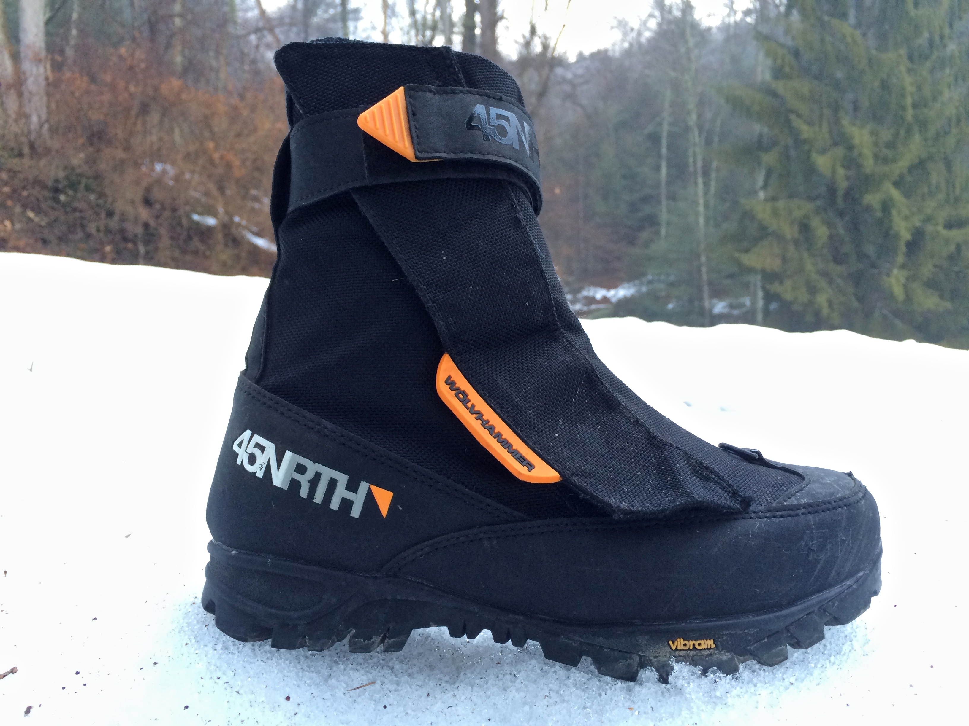 Review 45nrth Wolvhammer Winter Mountain Bike Shoes