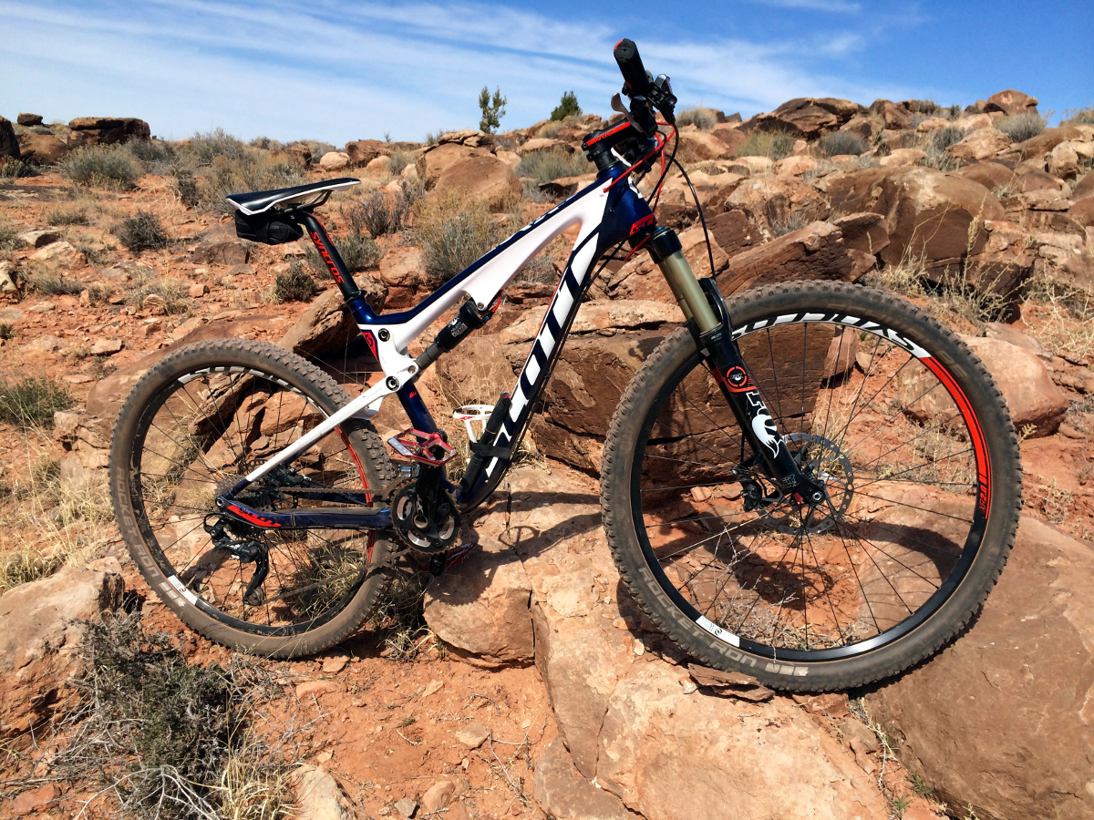 Test Ride Review Scott Spark 710 Singletracks Mountain