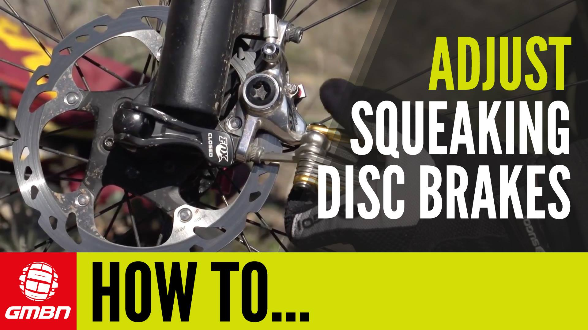 Video: How To Fix Rubbing Disc Brakes On The Trail - Singletracks Mountain Bike News