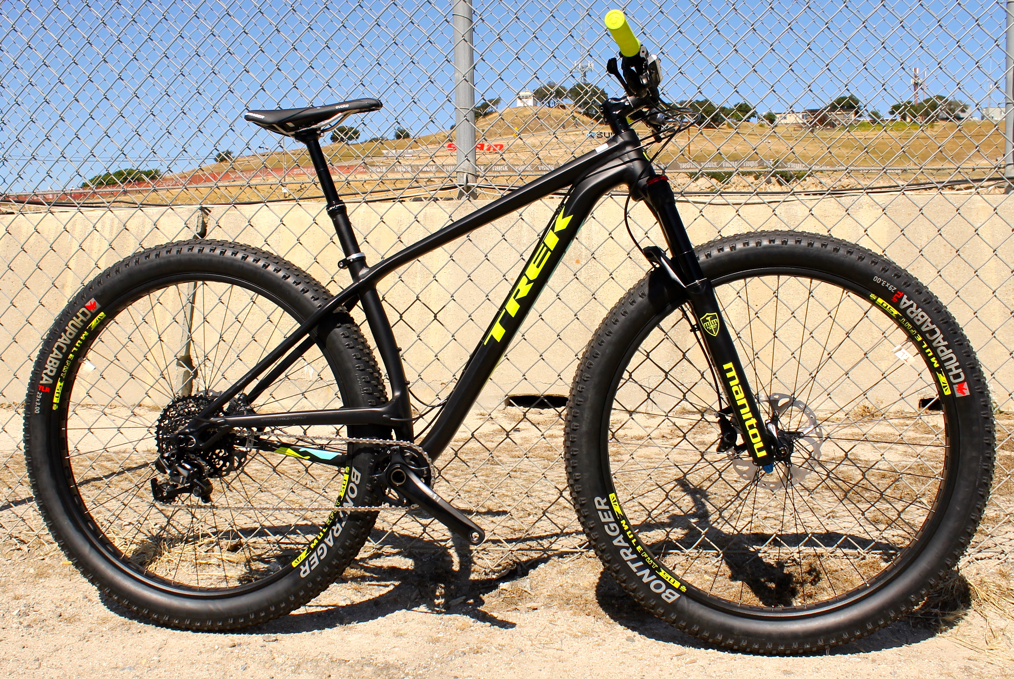 test ride review trek stache 9 29 singletracks. Black Bedroom Furniture Sets. Home Design Ideas