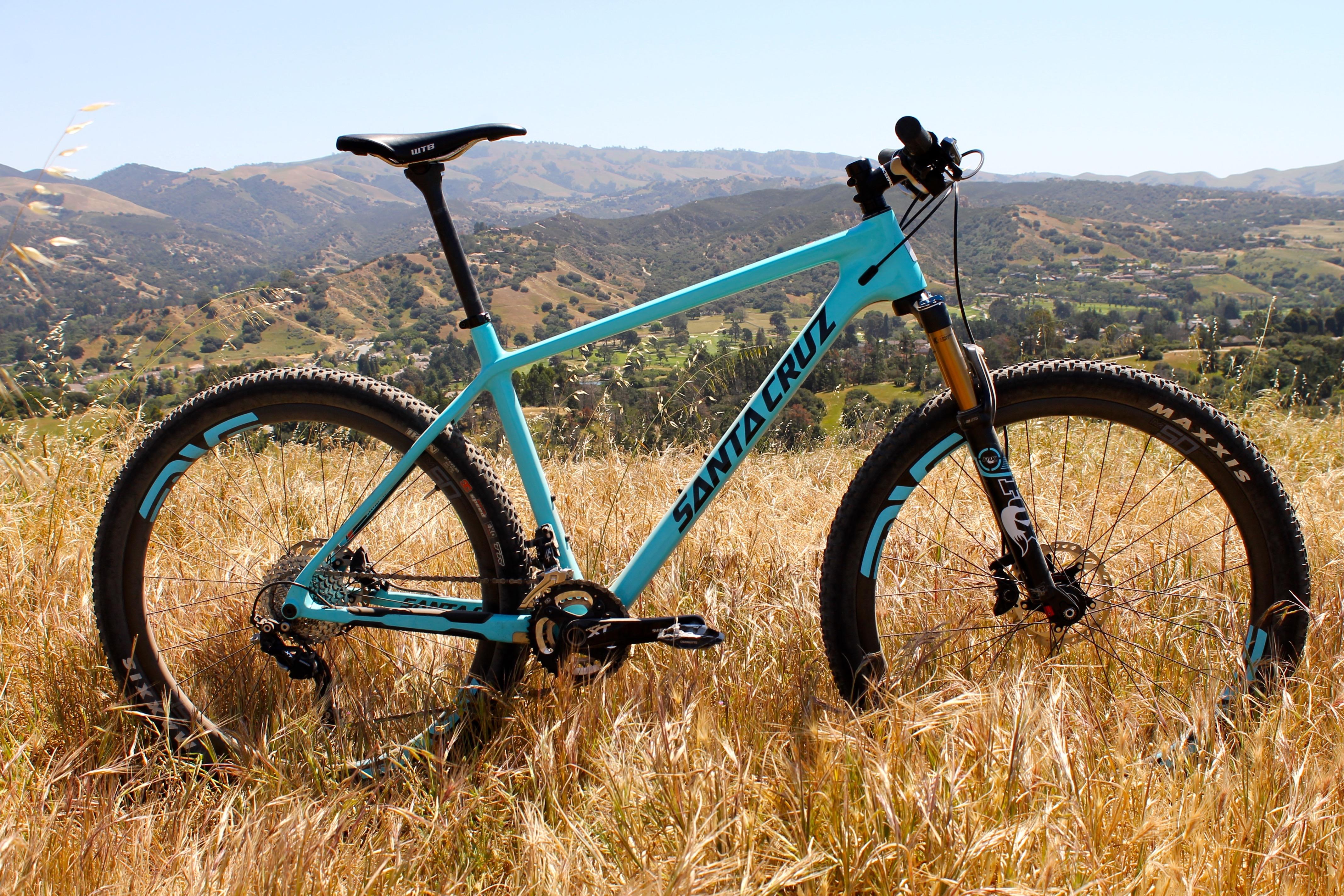 Test Ride Review Santa Cruz Highball 27 5 Singletracks