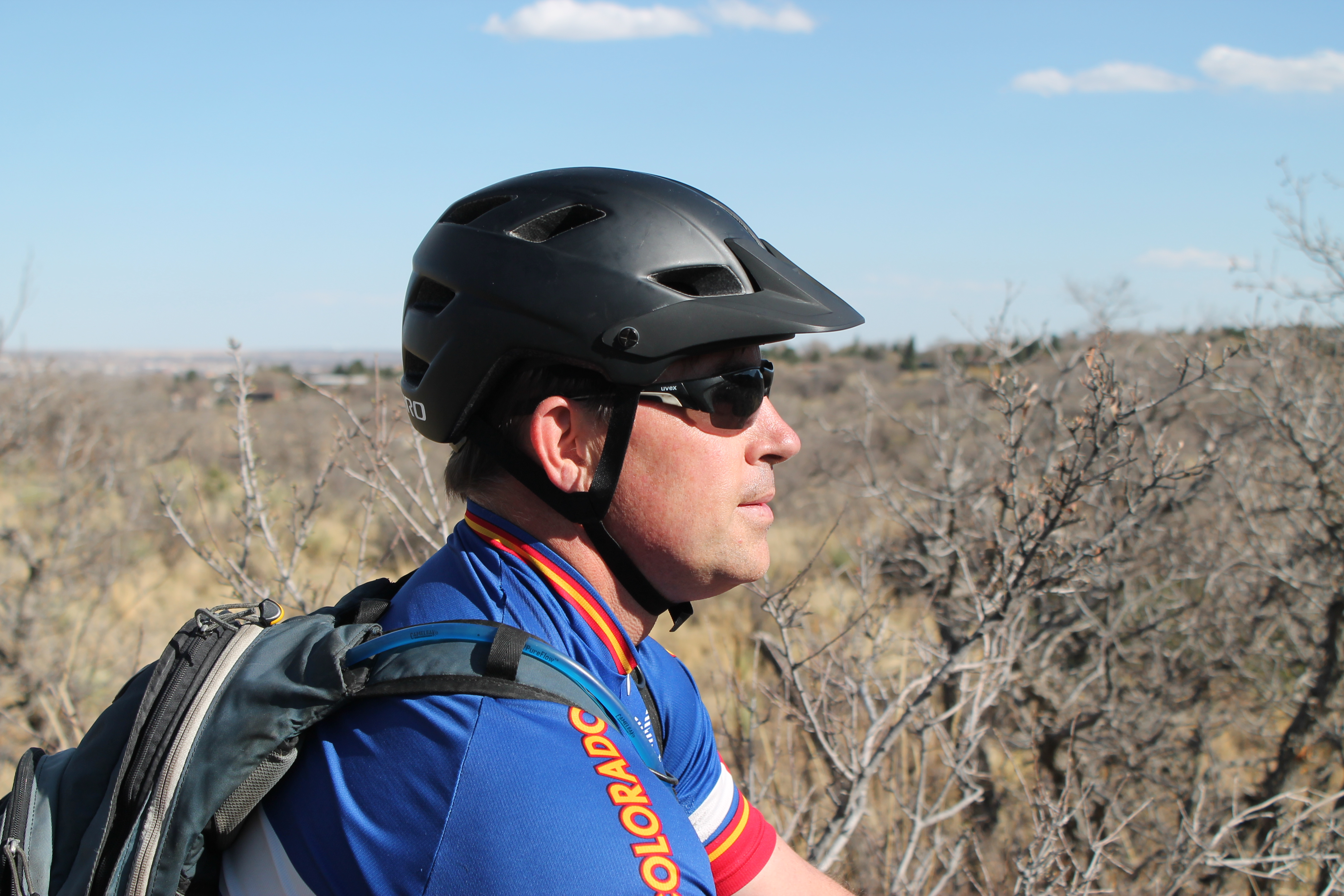 Review: Featuring the Giro Feature MIPS Mountain Bike Helmet - Singletracks Mountain Bike News