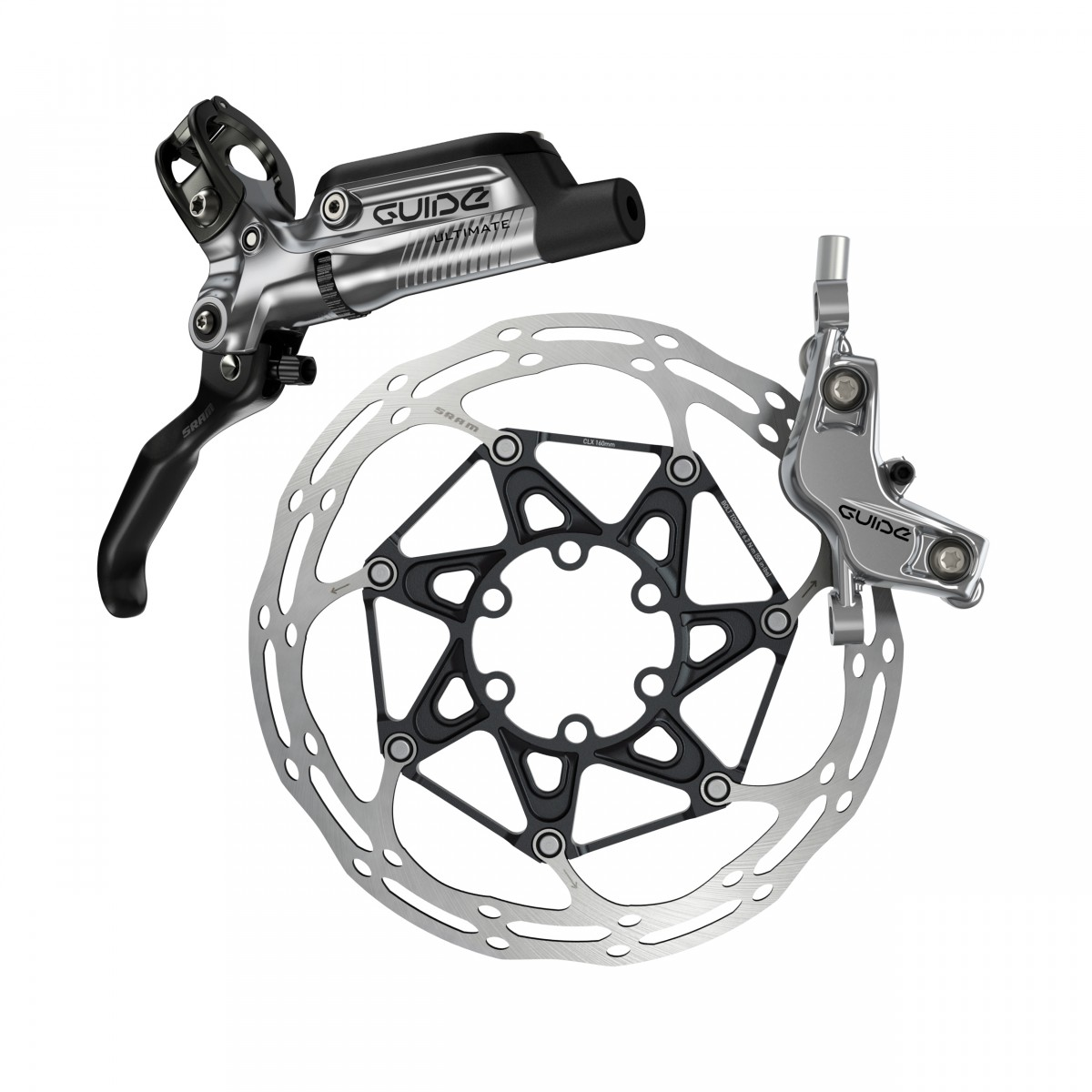 news  sram announces new guide ultimate high-powered brakes