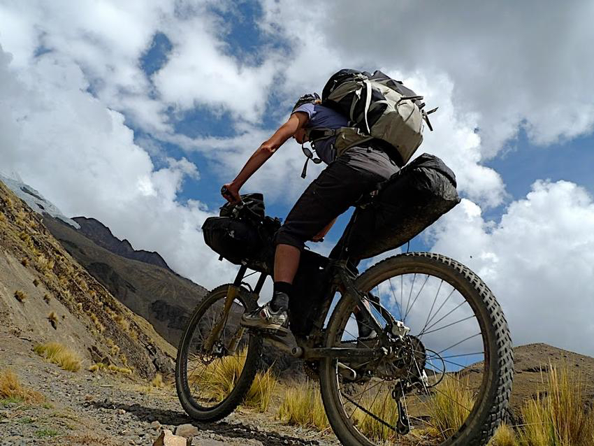 Bikepacking cover image