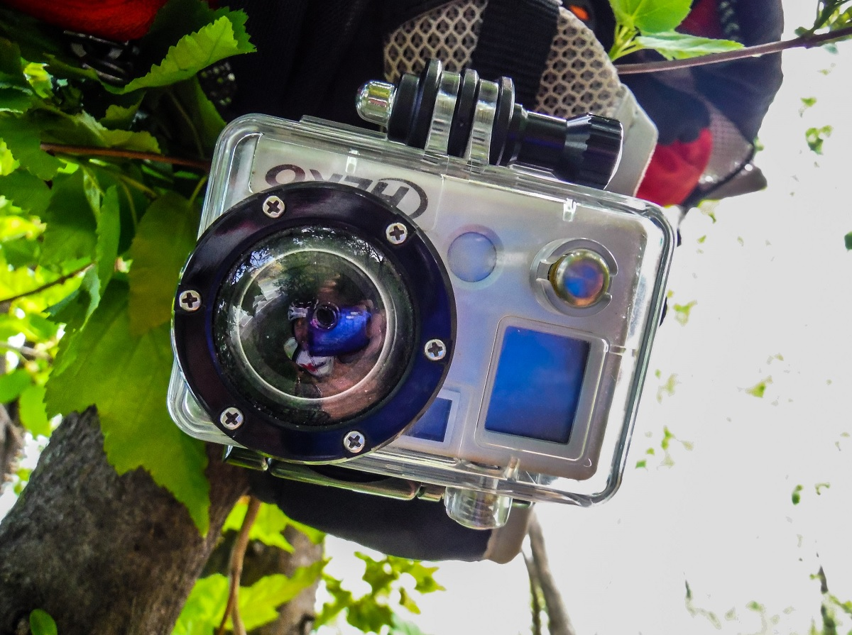 Do you (Still) Mountain Bike With a Helmet Camera? - Singletracks Mountain Bike News