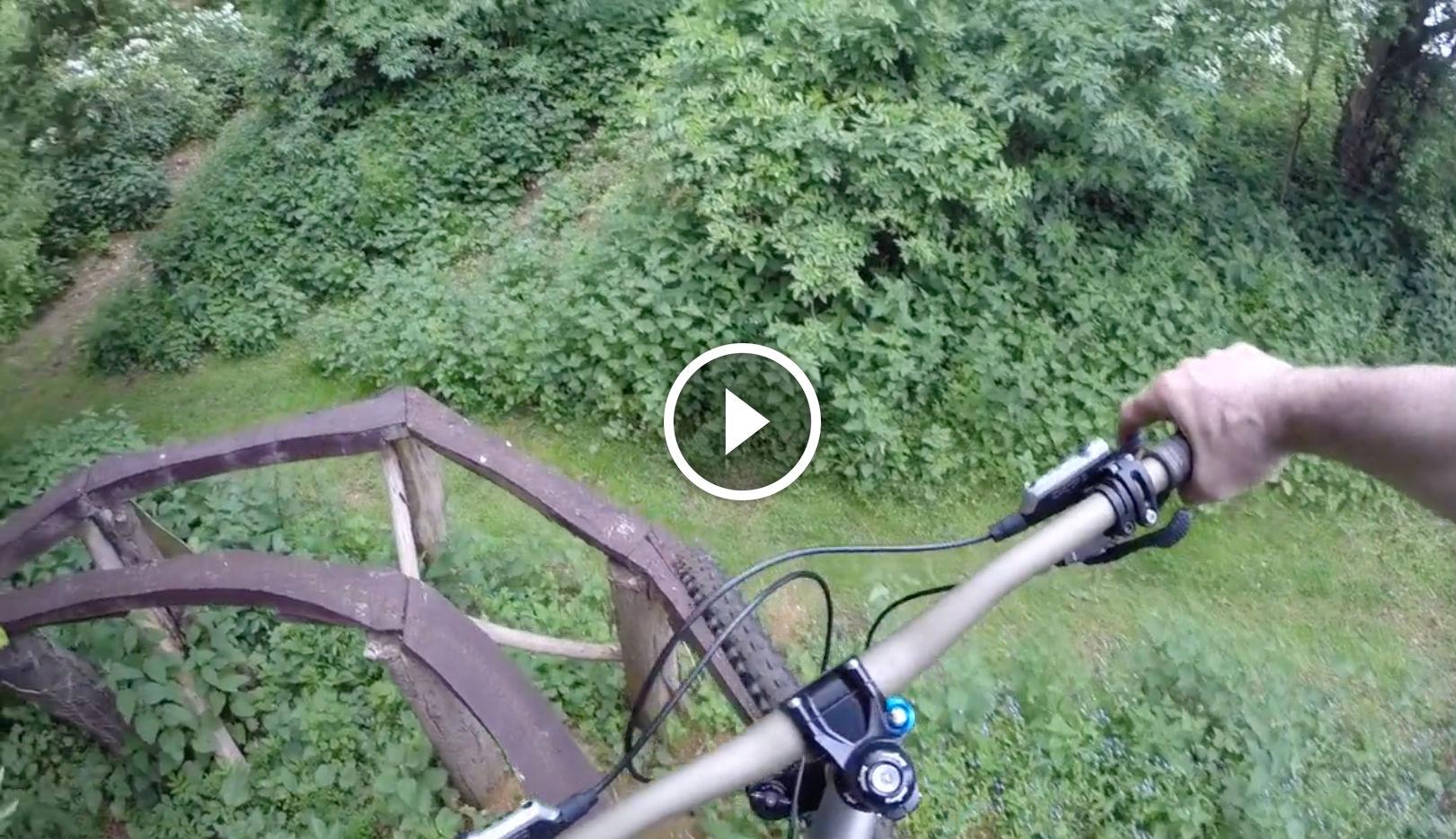 Video: Riding in Skinny Paradise - Singletracks Mountain Bike News