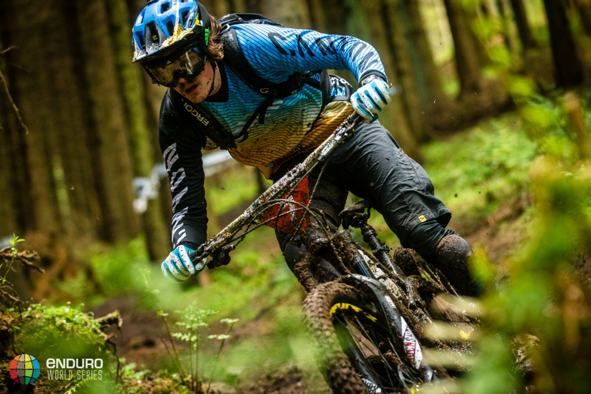 rider: Joe Barnes. photo: Matt Wragg.
