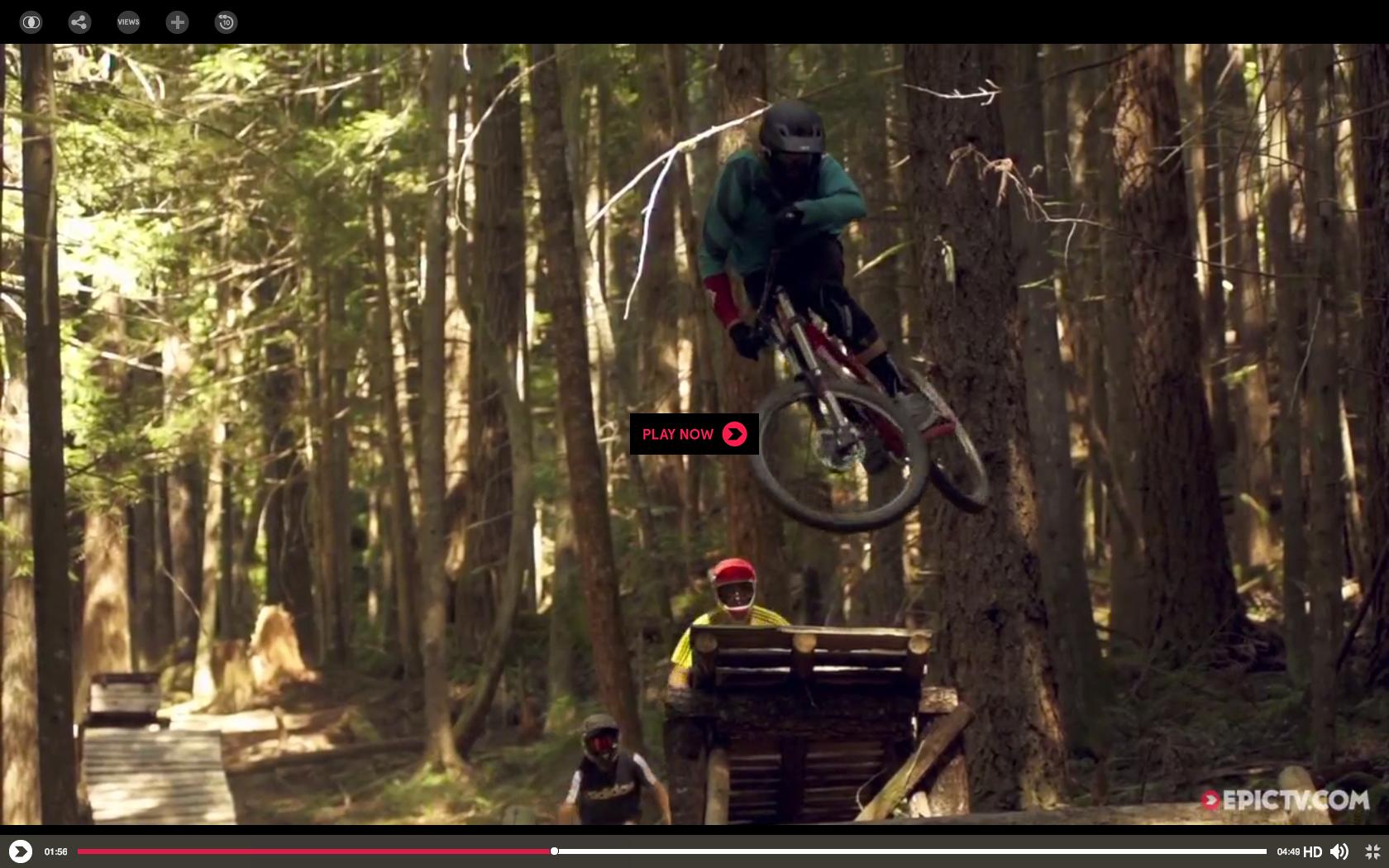 Video: Beyond The Bikepark In Whistler