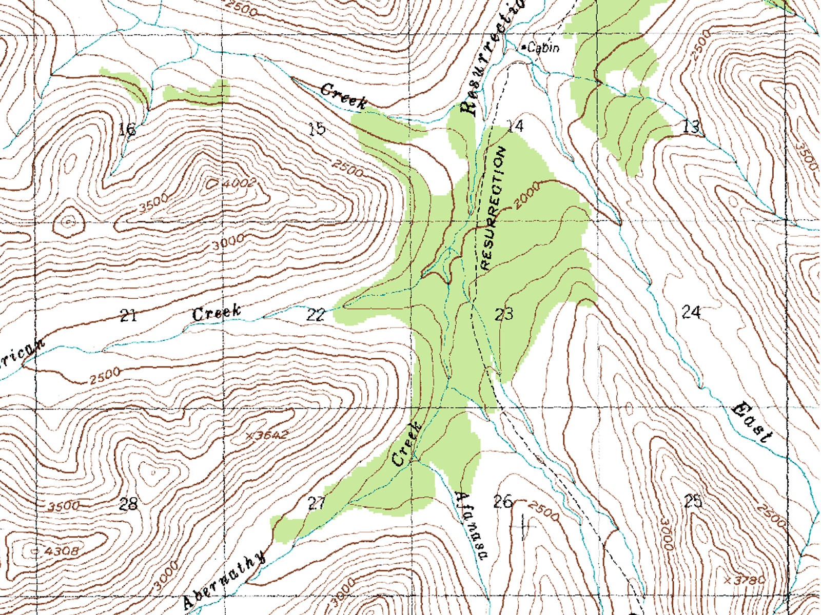How To Interpret Topographic Maps