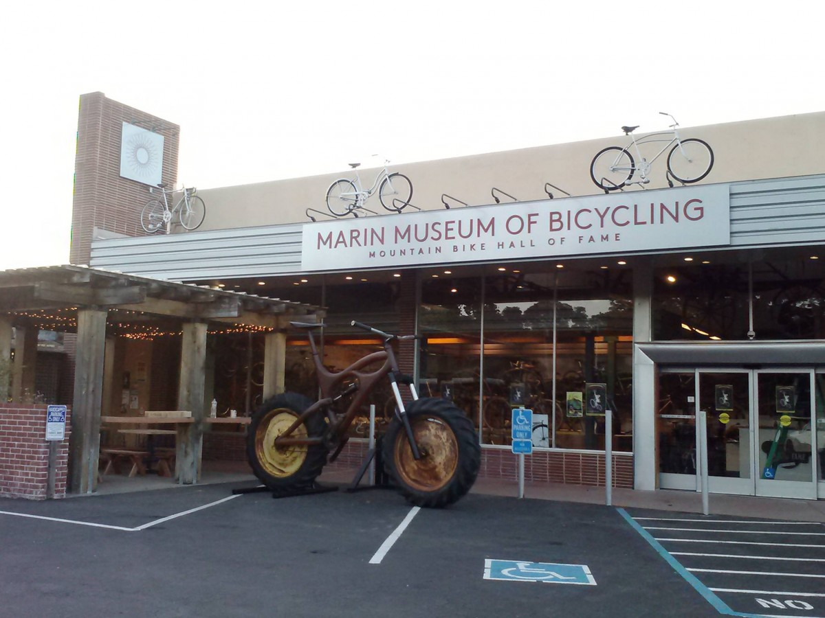 Photo: Marin Museum of Bicycling.
