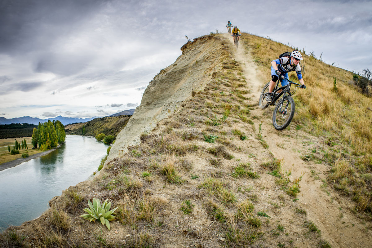 Mountain Biking The Best Trails On New Zealand S South