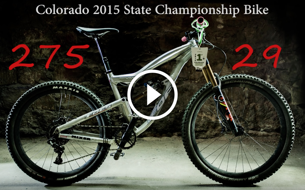 Foes Racing Usa And Timberline Cycles Unleash The New Mixer