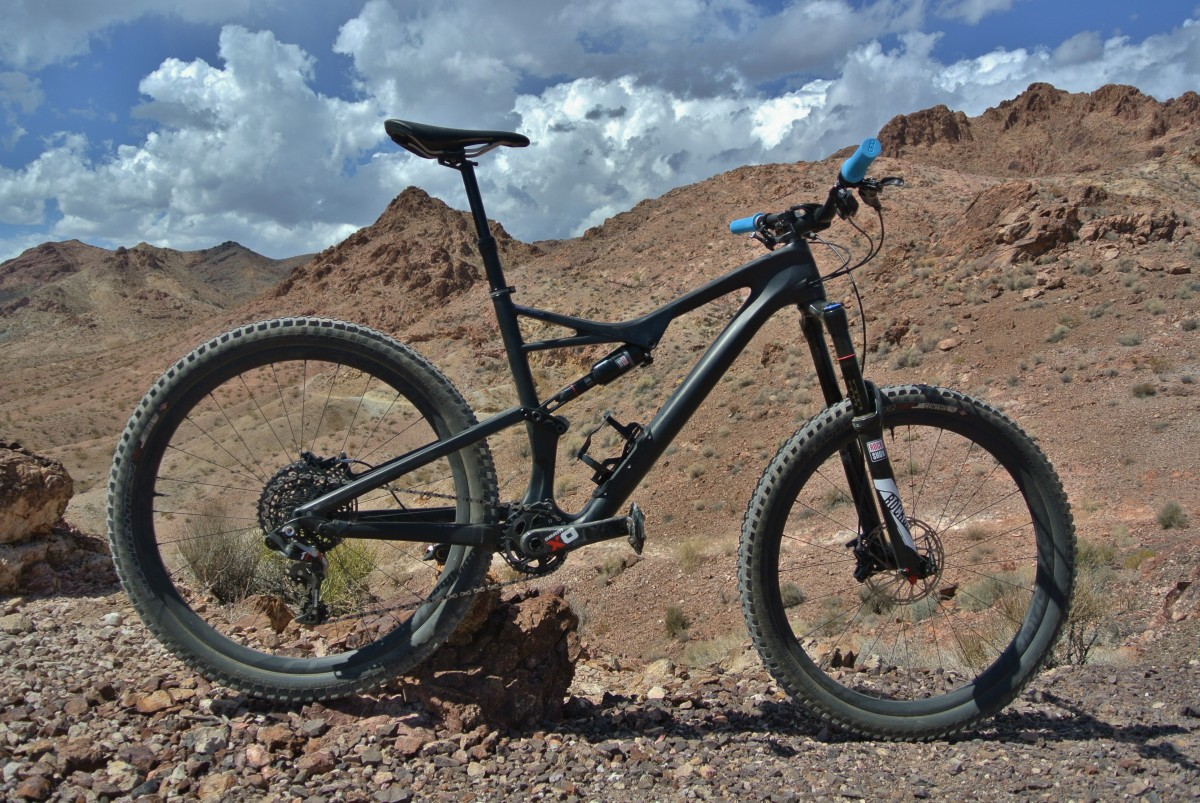 Specialized S-Works Stumpjumper 650B / 27.5