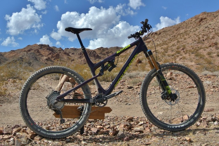 Rocky Mountain Altitude Mountain Bike Reviews Mountain Bike