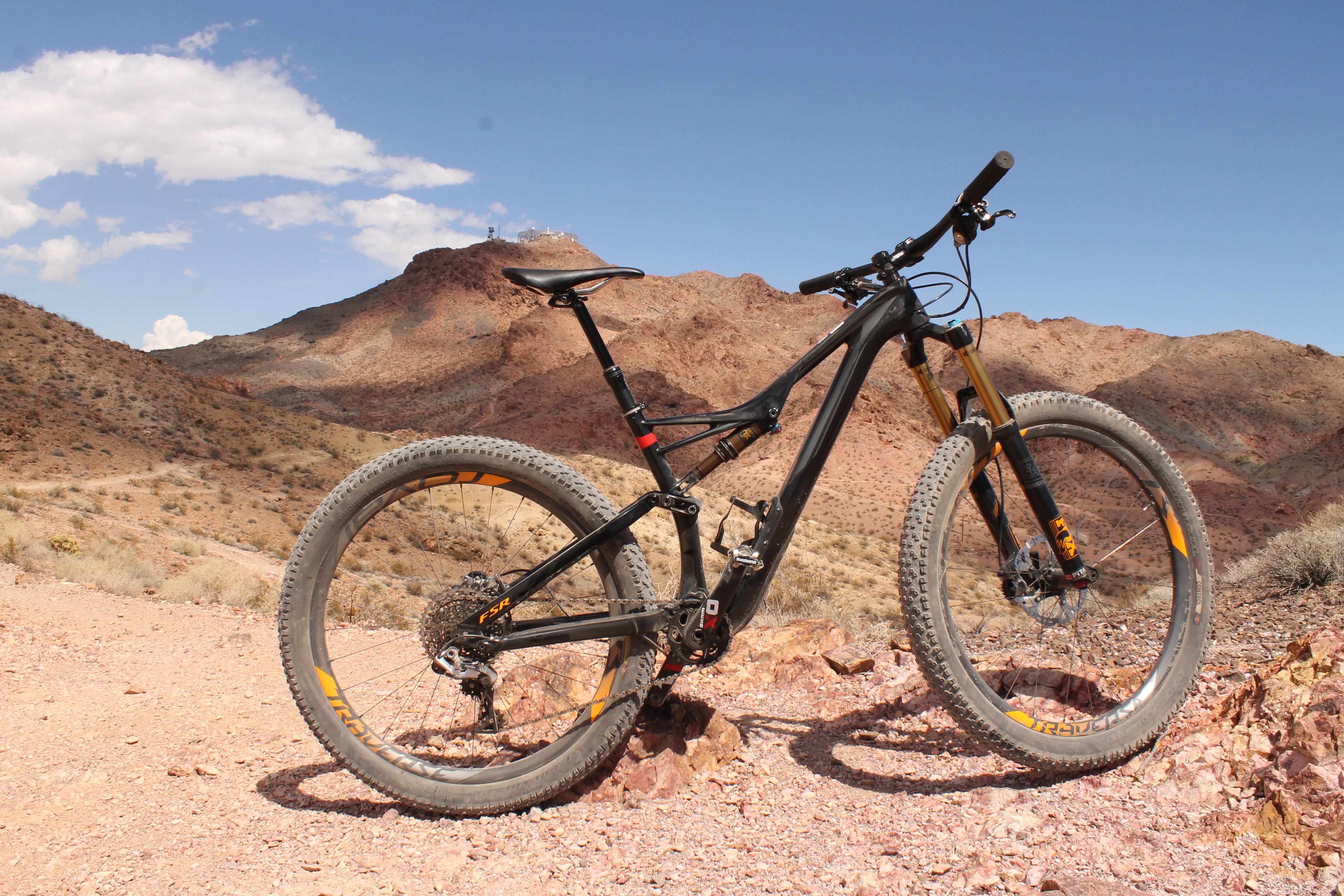 Specialized Stumpjumper FSR Mountain Bike Reviews | Mountain