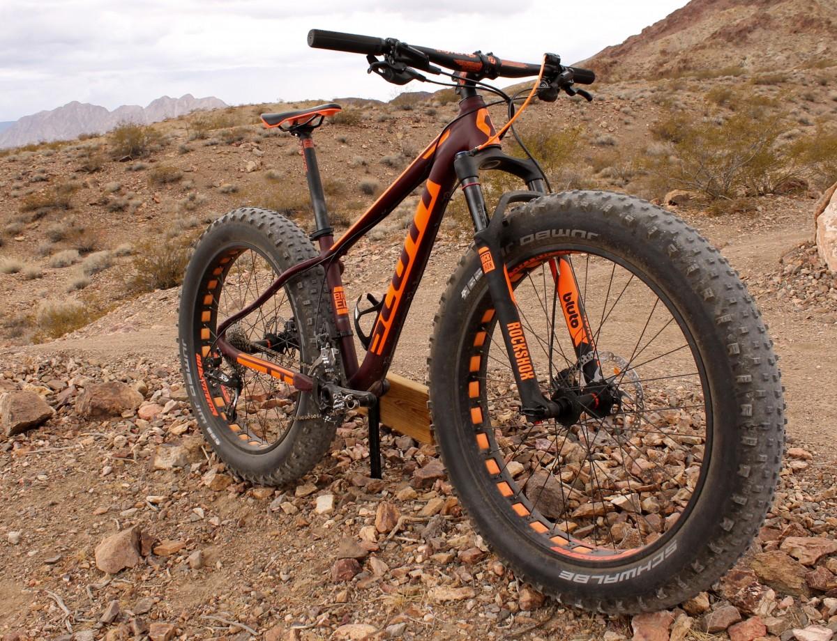 Scott Fat Bikes