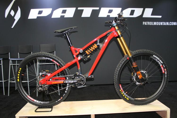 Spank mountain bike brand