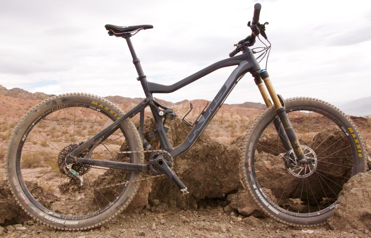 test ride review khs sixfifty 7500 enduro bike. Black Bedroom Furniture Sets. Home Design Ideas