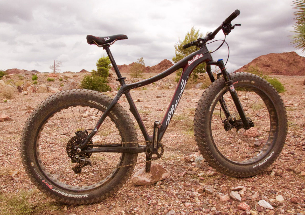 test ride review ellsworth buddha carbon fat bike singletracks mountain bike news. Black Bedroom Furniture Sets. Home Design Ideas