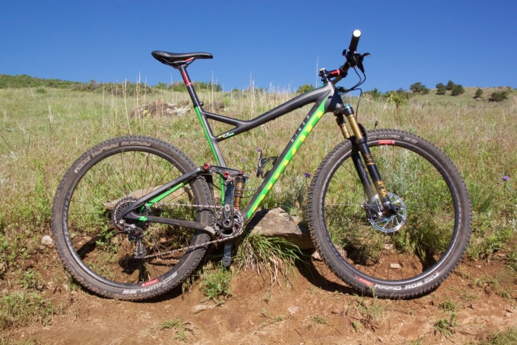 test ride review niner rlt 9 gravel bike singletracks. Black Bedroom Furniture Sets. Home Design Ideas
