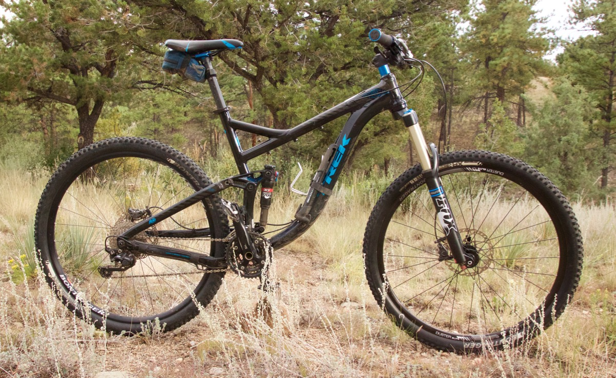 Review 2014 Trek Remedy 8 29 Singletracks Mountain Bike