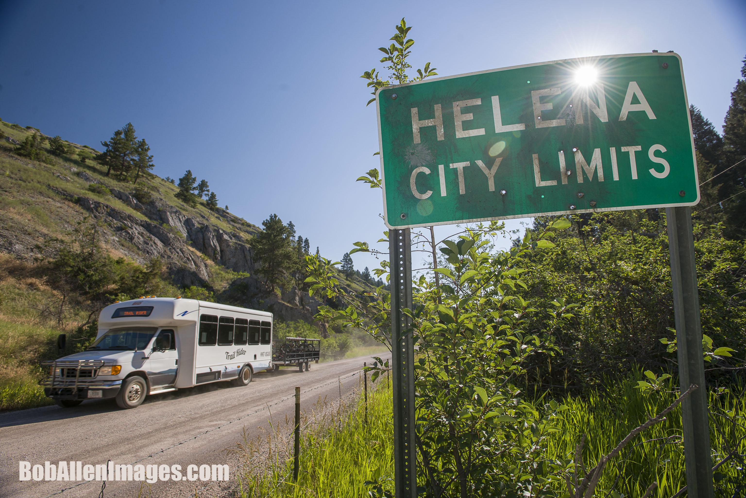 Helena, Montana Shuttles Riders to the Best Trails, 5 Days a Week, For Free - Singletracks Mountain Bike News
