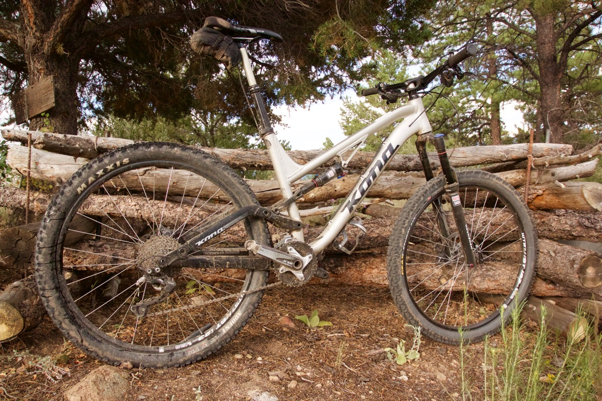 Review: 2014 Kona Process 134 DL Singletracks Mountain Bike News