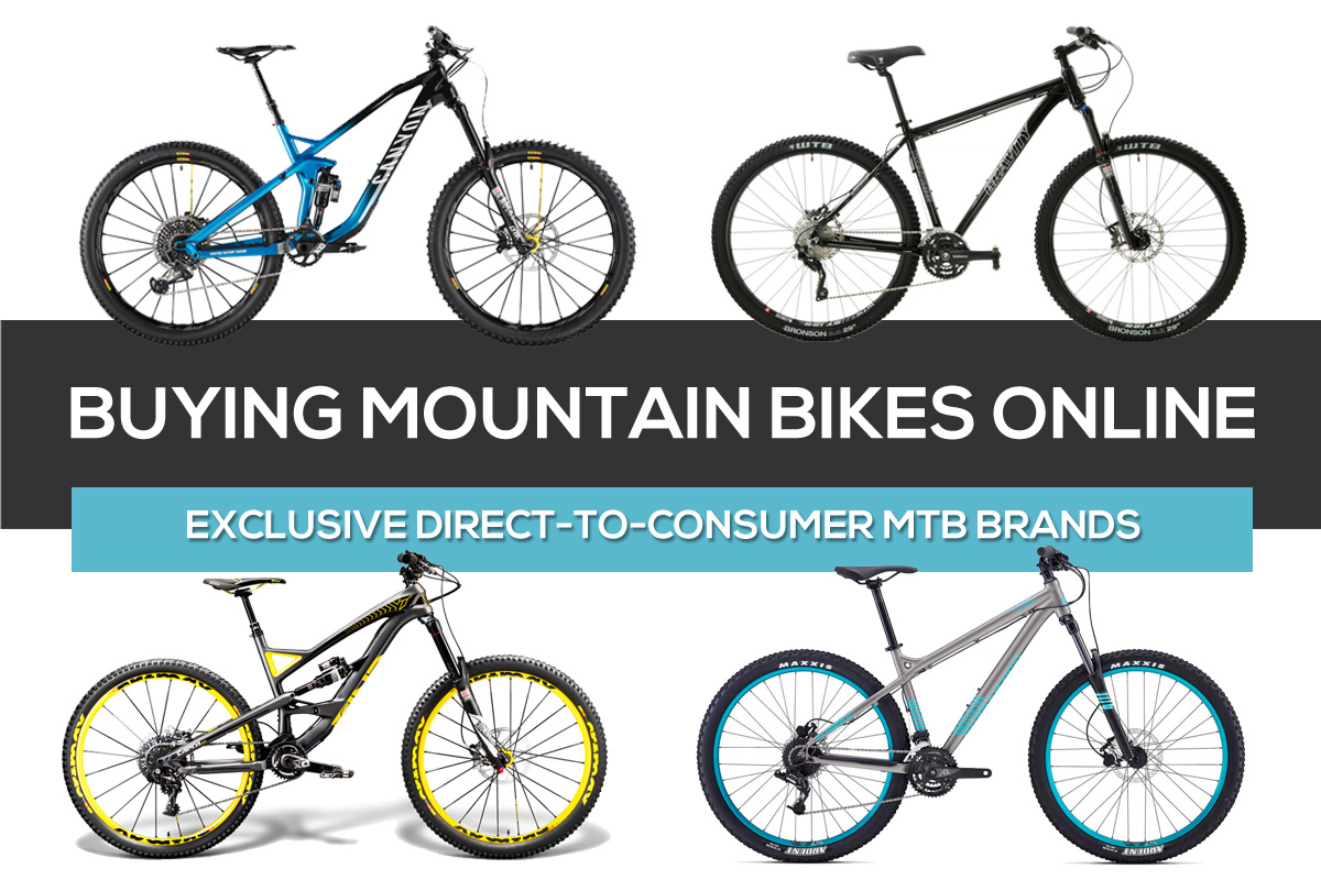 Mountain bike brands you can buy directly online for How to buy a mountain