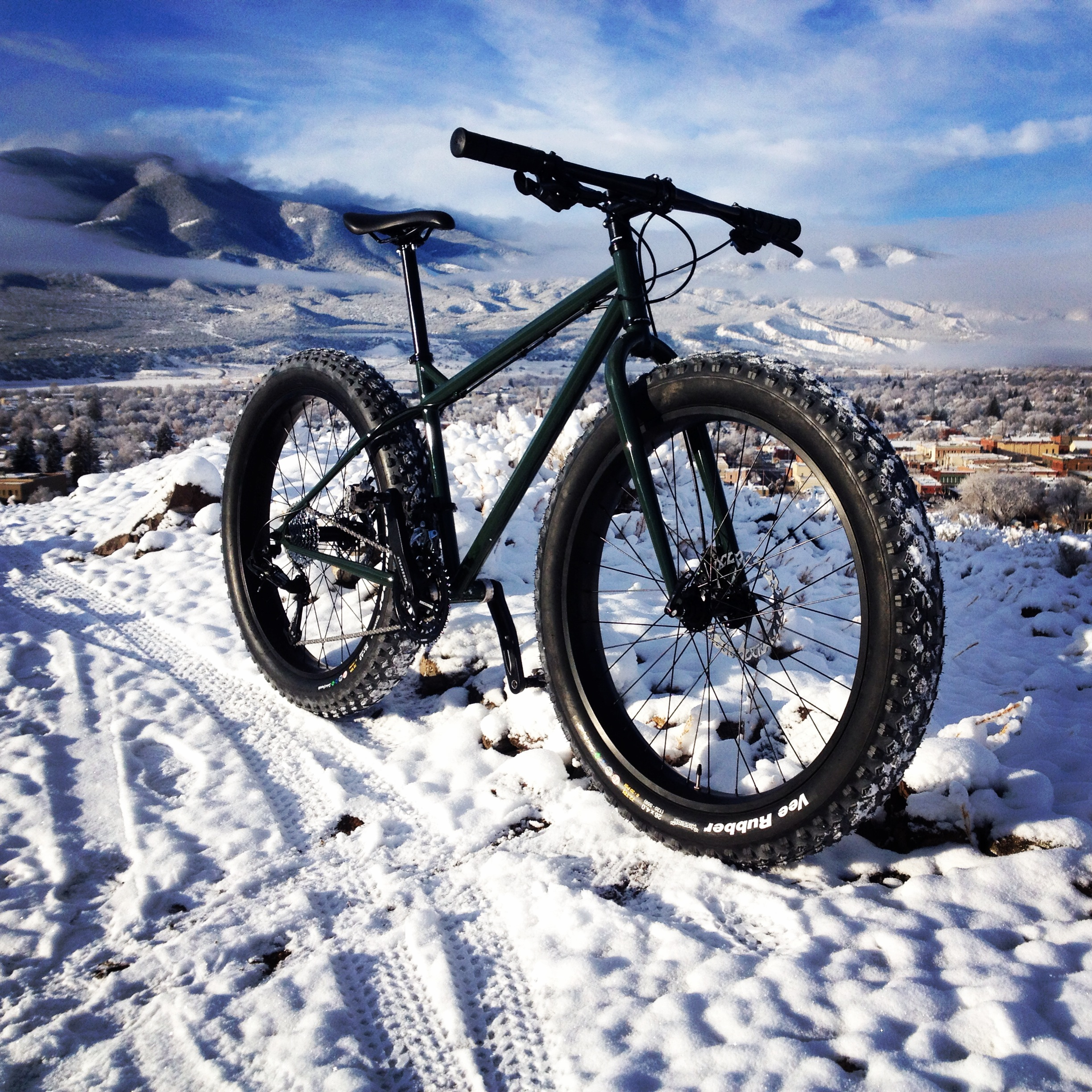 Full Suspension Fat Bike Lenz Sport Fatillac |Fat Bike