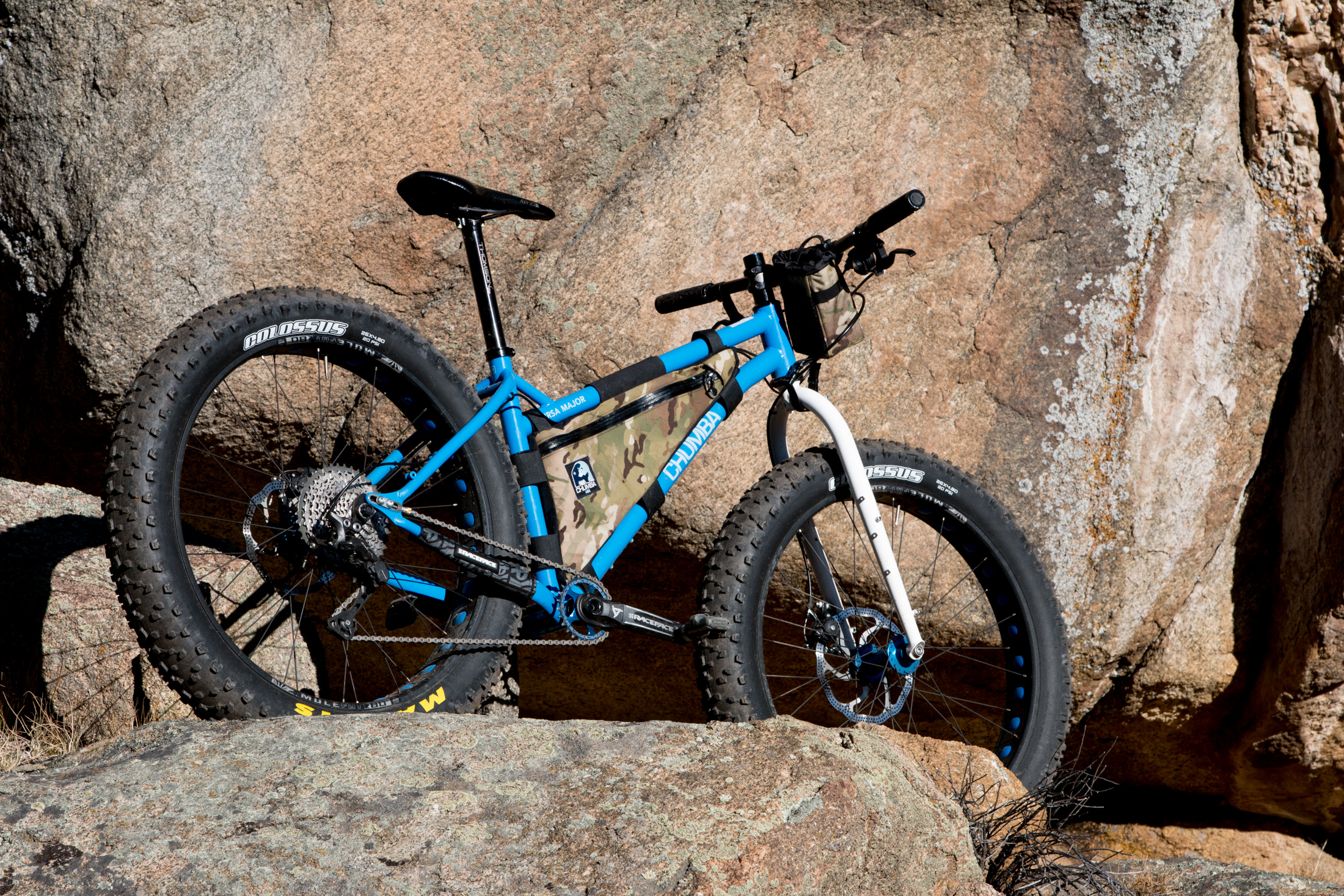 chumba ursa major fat bike test ride review singletracks. Black Bedroom Furniture Sets. Home Design Ideas