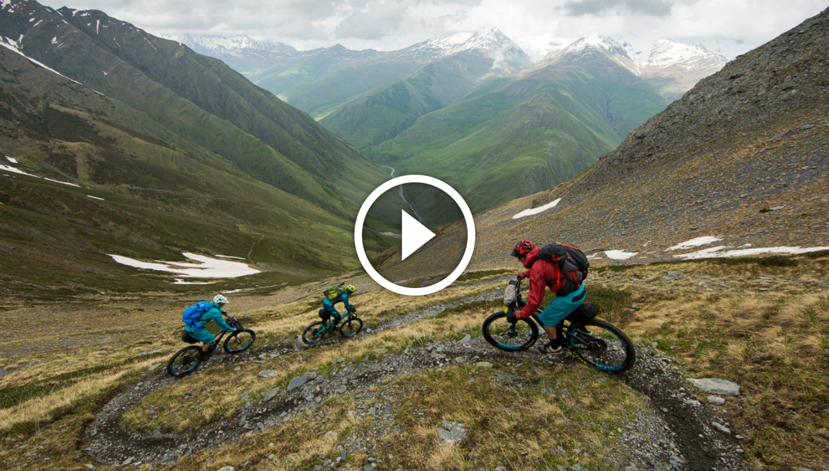 Must Watch Adventure of the Week: The Trail to Kazbegi