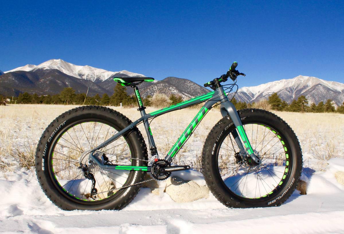 Scott Big Jon Fat Bike Long Term Review - Singletracks ...