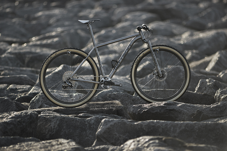 Introducing The Wittson Custom Ti Cycles Bestia 29er
