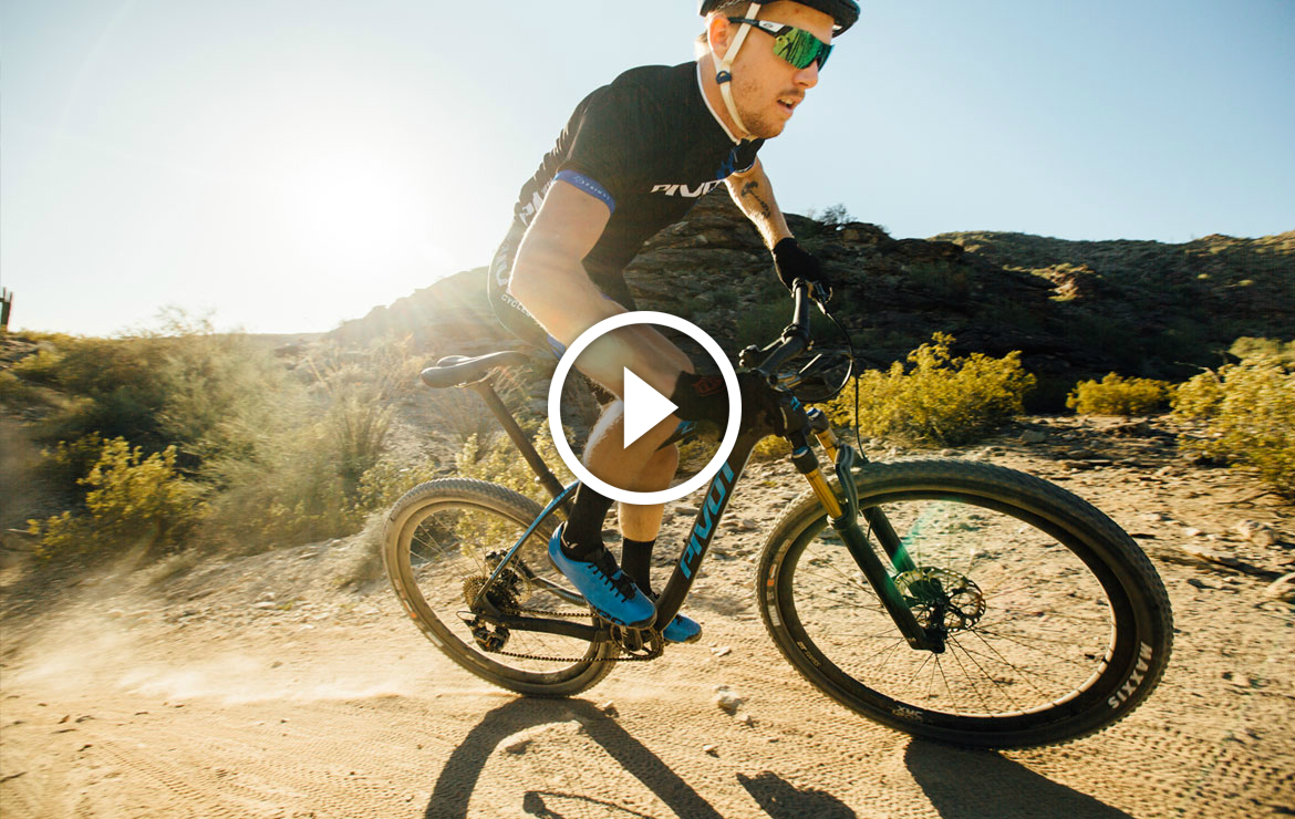 Video Pivot Launches New Les Racing Hardtail