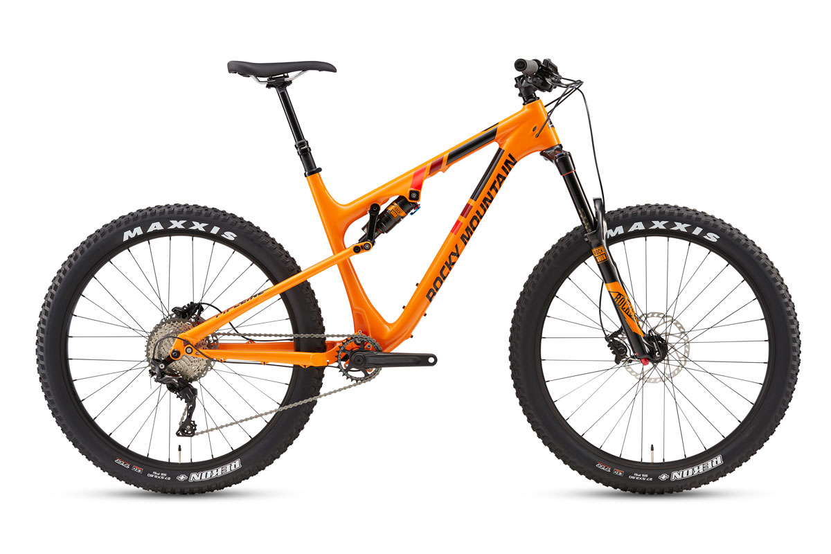 All-New 27.5+ MTB from Rocky Mountain: The Pipeline