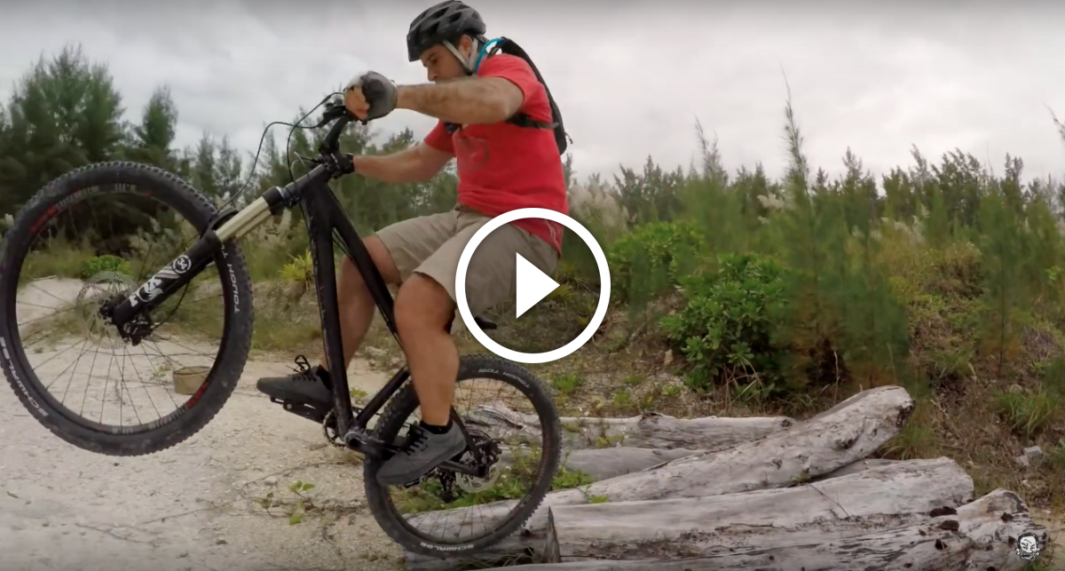 Clubs In Little Rock >> Watch: Why use a dropper post? - Singletracks Mountain ...