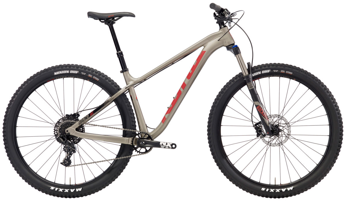 Kona Honzo Al DR Hardcore Hardtail mountain bike