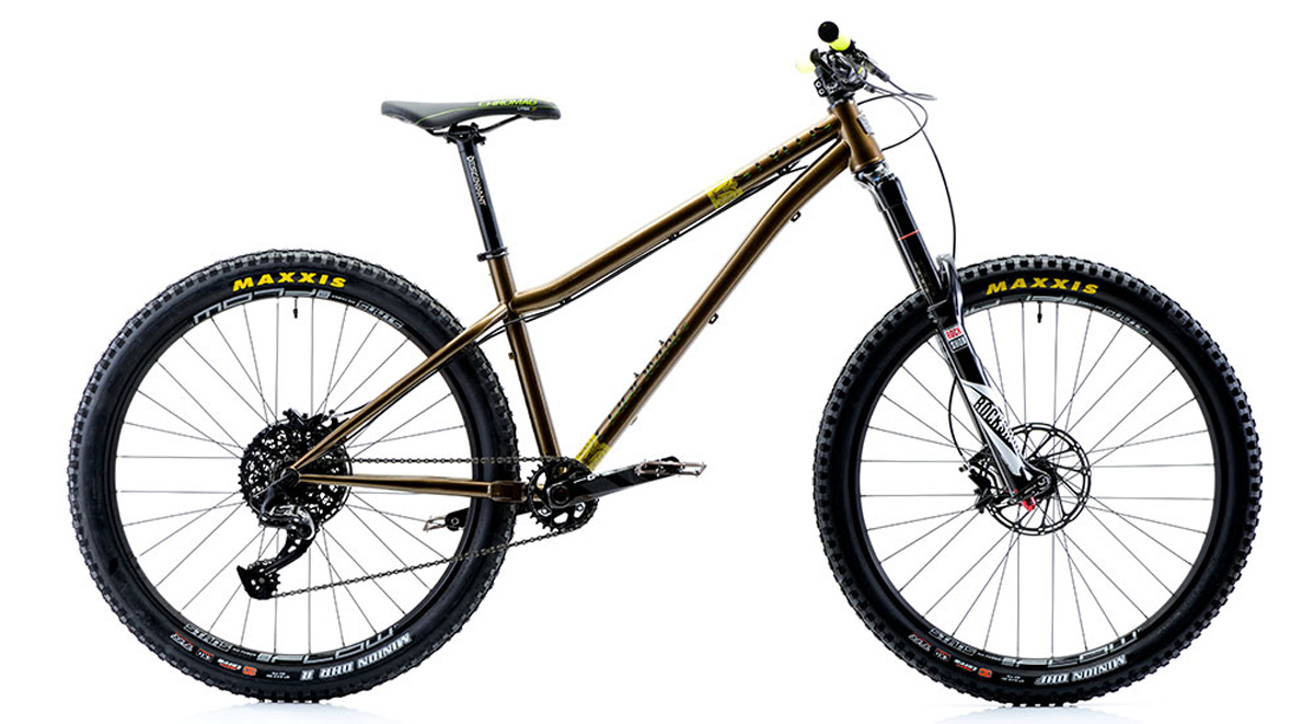 Chromag Stylus 27.5 Hardcore Hardtail mountain bike