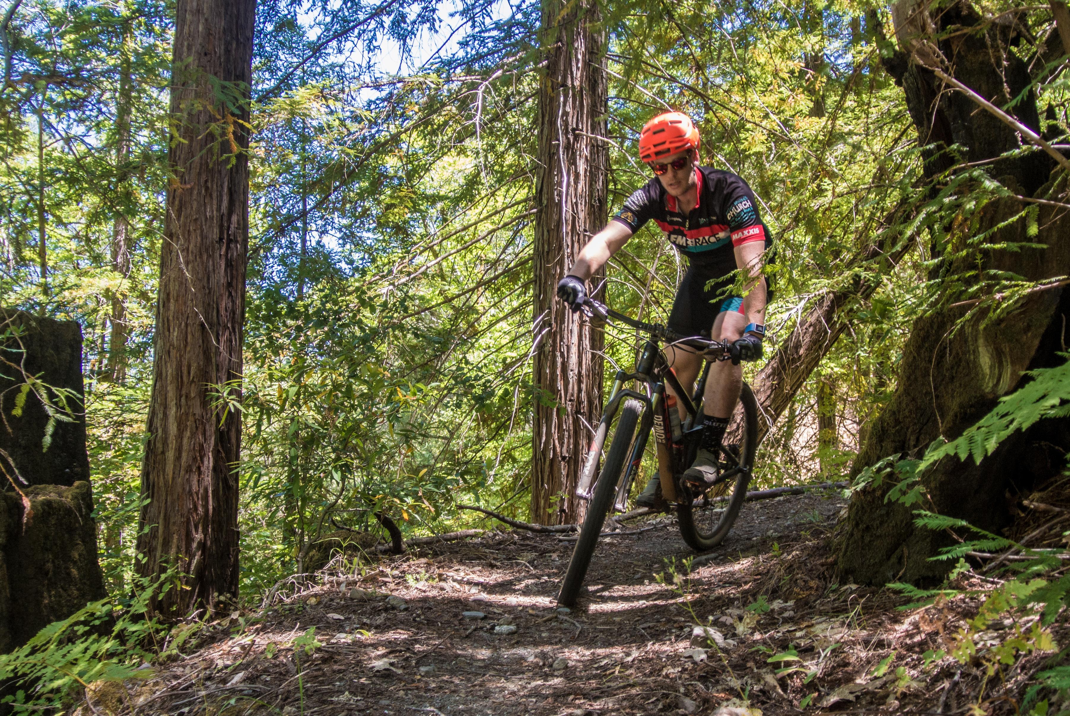 Wine Country Trails Mountain Biking In Santa Rosa