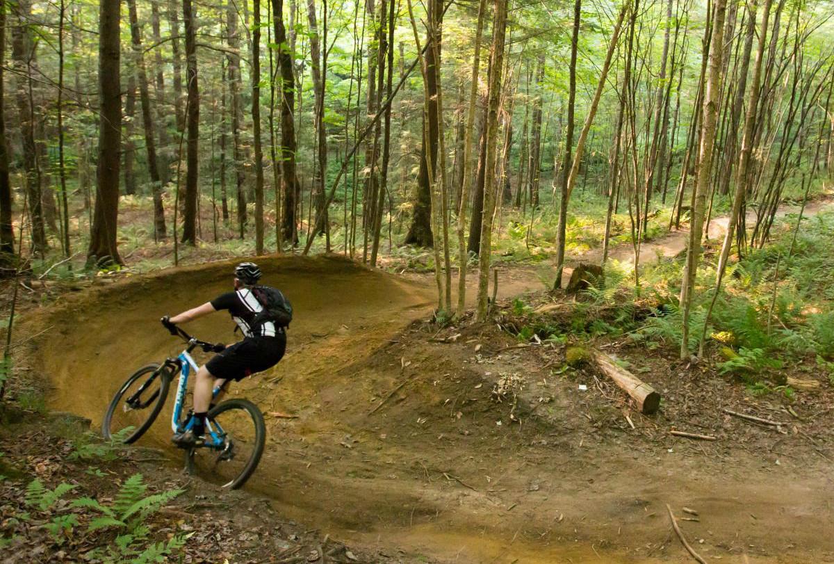 Kingdom Trails, Vermont. Photo: Rob Whelan.