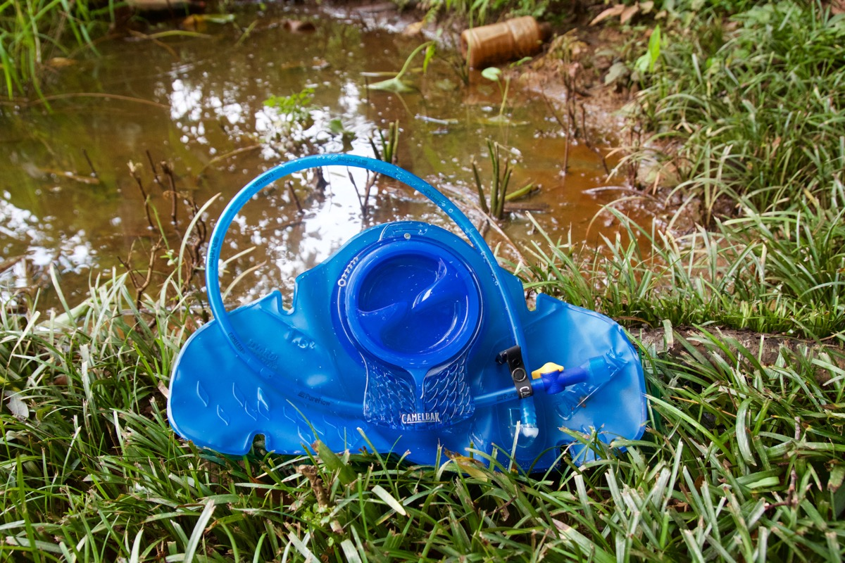 How to Clean Your Funky, Moldy Hydration Pack Reservoir