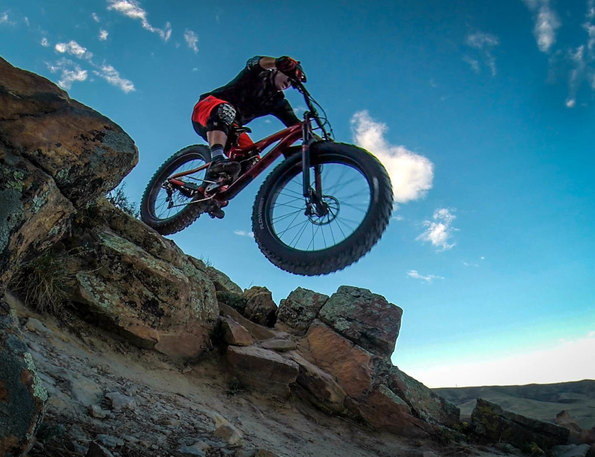 Mountain Bike Skills learn how to ride drops