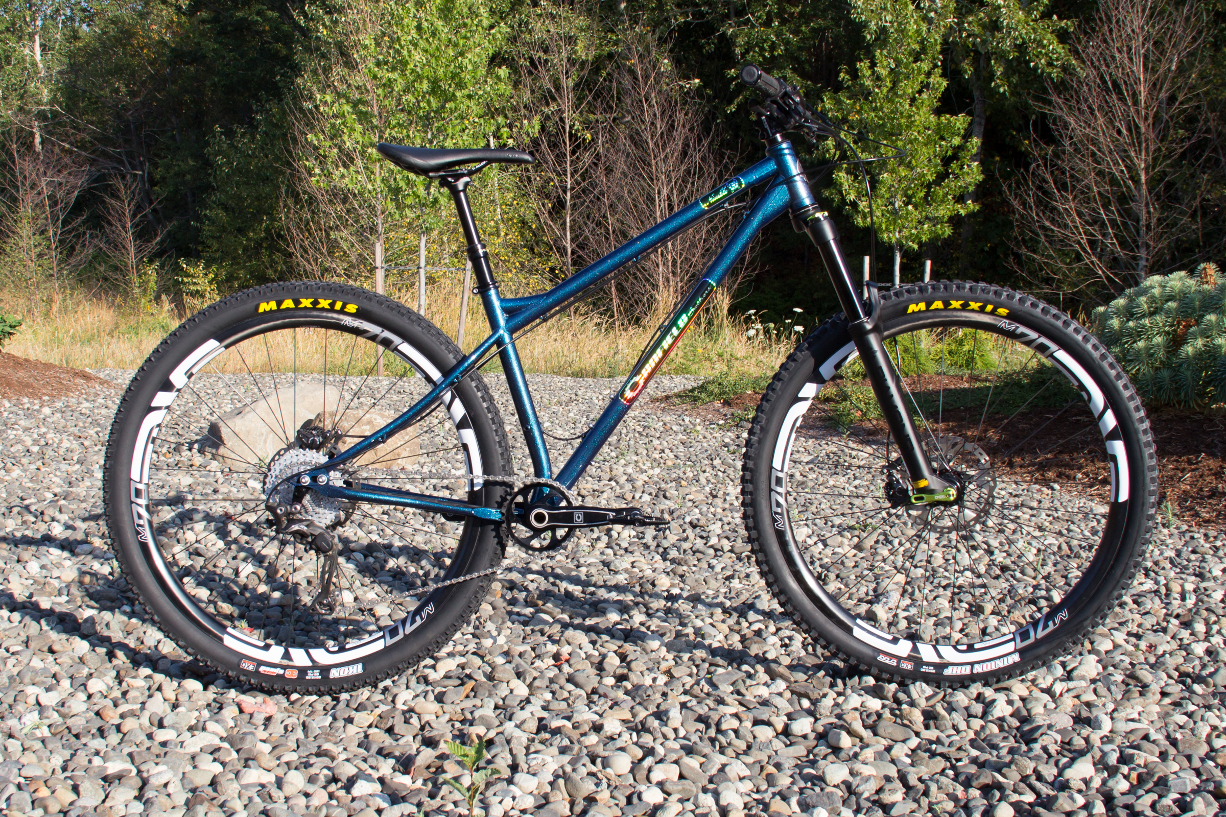 Canfield Brothers Releases Nimble 9 Boost Singletracks