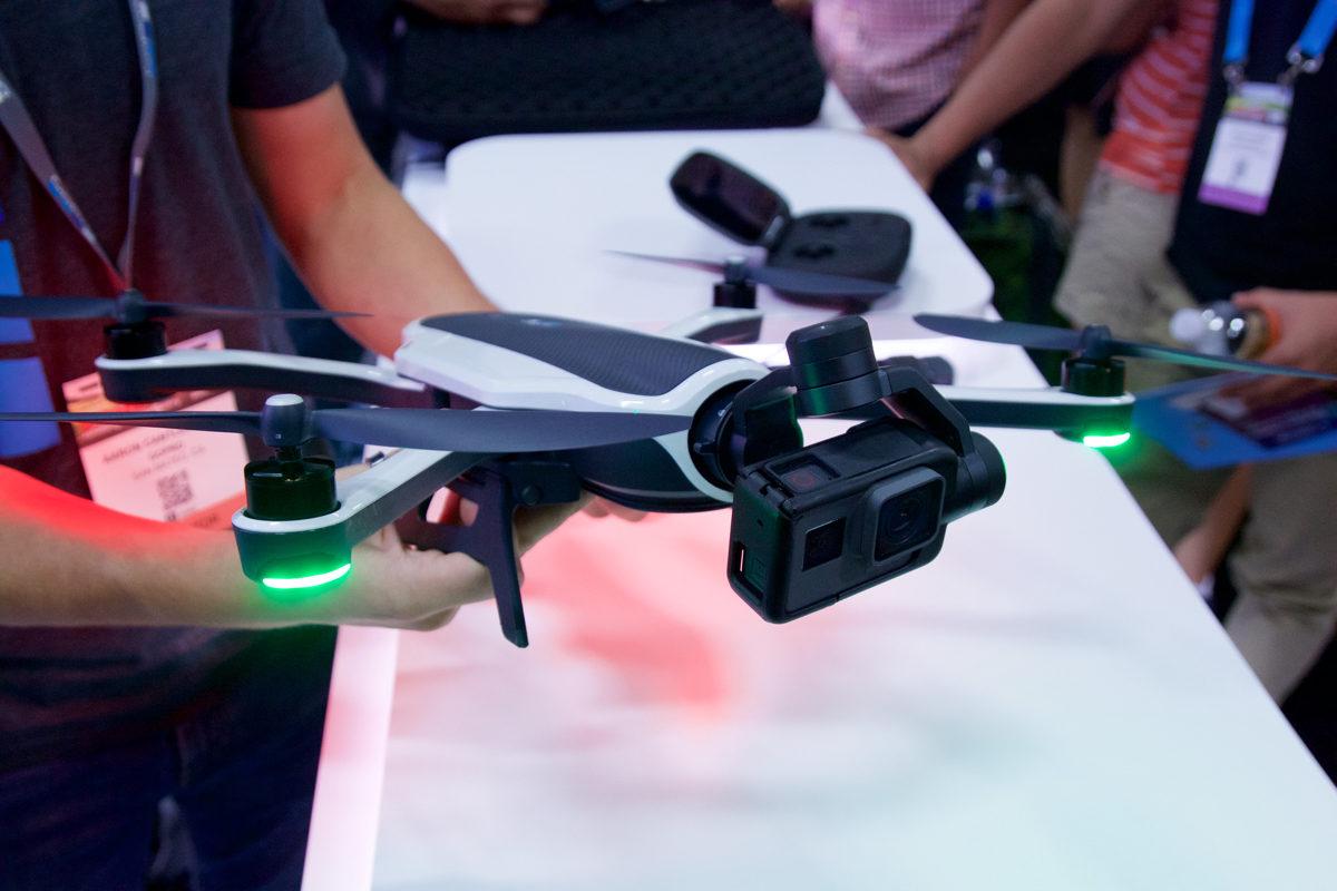 Interbike Day 1: The GoPro Drone, Yakima Racks, and Tents!