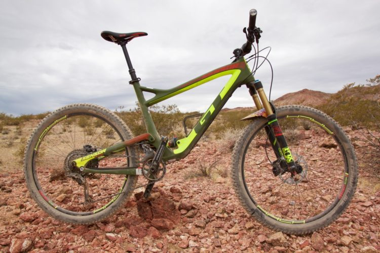 2017 GT Sensor Trail Bike Test Ride Review 0500ece7c