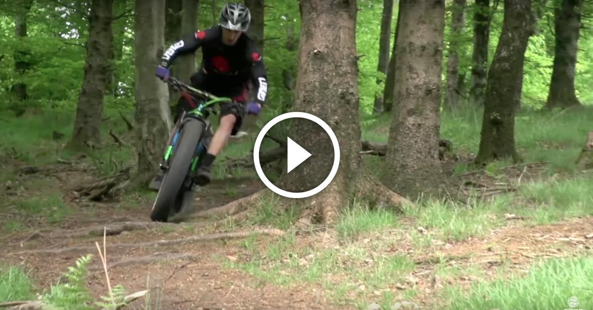 Snow Dirt Bike >> Watch: Are Fat Bikes Fun To Ride? - Singletracks Mountain ...