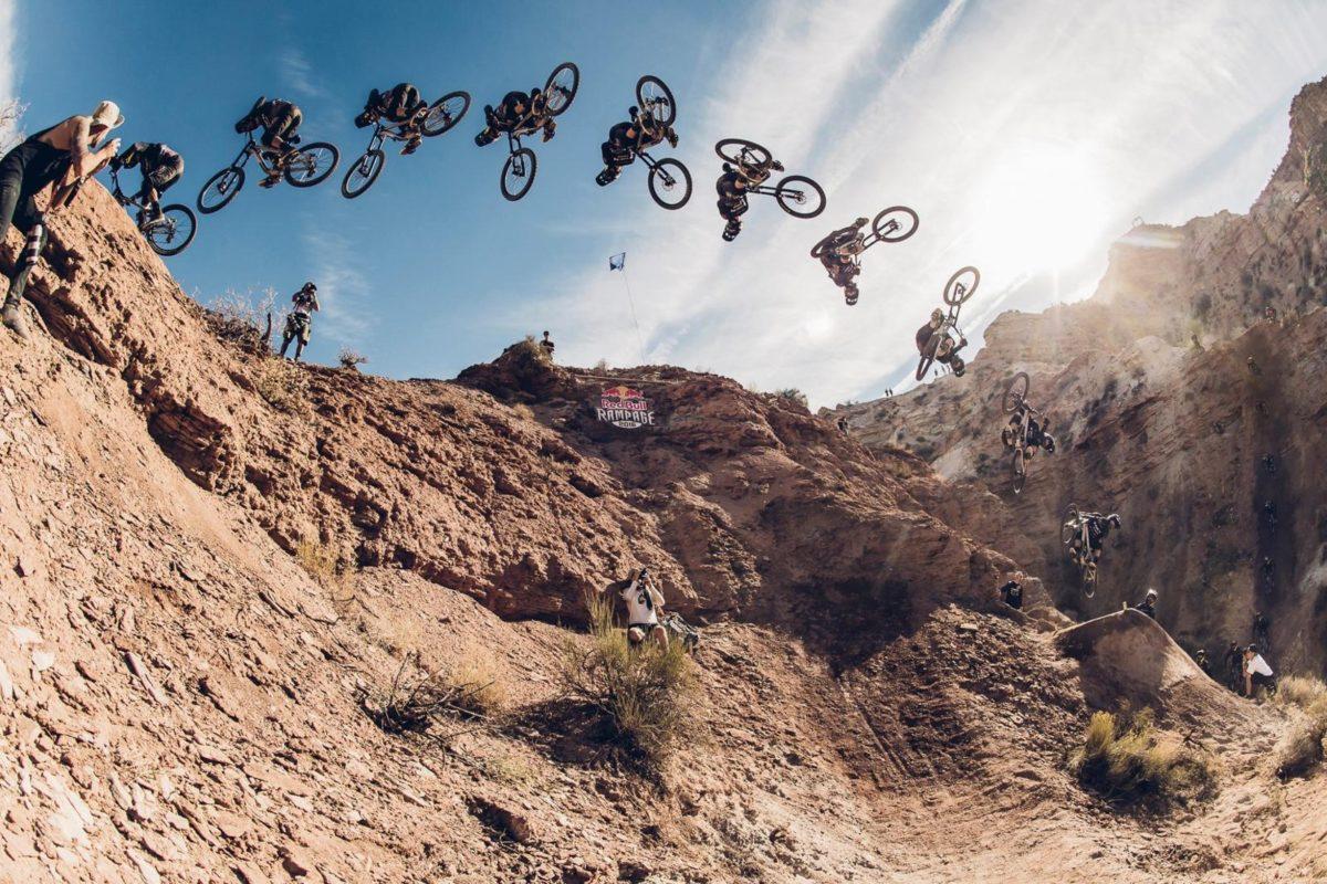 Brandon Semenuk, Red Bull Rampage 2016, ©Bartek Wolinski/Red Bull Content Pool