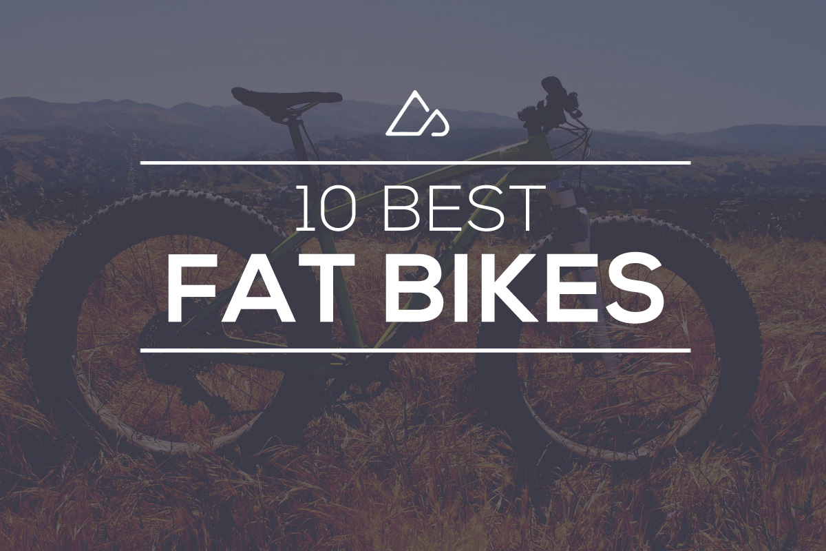 The 10 Best Fat Bikes Of 2016