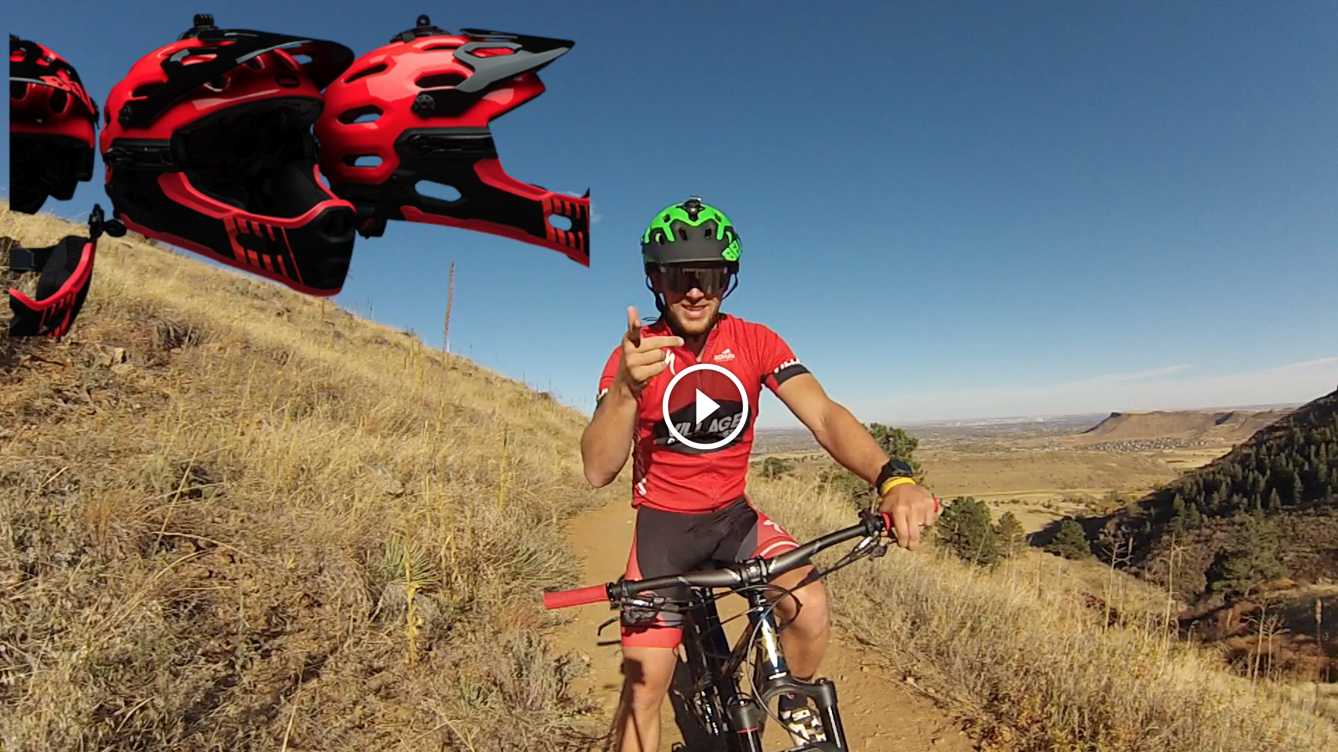 Bell Mountain Bike Helmets >> Watch: Bell Super 2R MIPS Mountain Bike Helmet Review - Singletracks Mountain Bike News